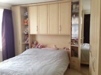 Nolte Bedroom Wardrobe & Bed Suite