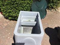 Cetus pond filter