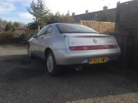 Alfa Romeo gtv 2l 16v twin spark, tidy