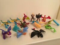 McDonalds How to Train Your Dragon 2 Toys