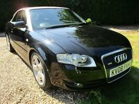 2008 AUDI A4 2.0 TD S LINE CONVERTIBLE REMAPPED 170 BHP NEW CLUTCH OIL PUMP CONVERSION PX SWAPS