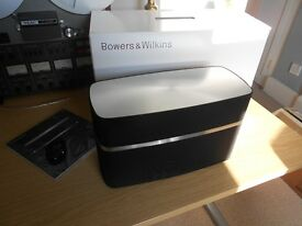 Bowers and Wilkins A7