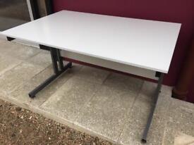 Grey 1200 desk