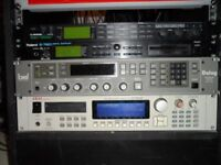 "Akai S3000Xl Vintage 19"" Rack Sampler"