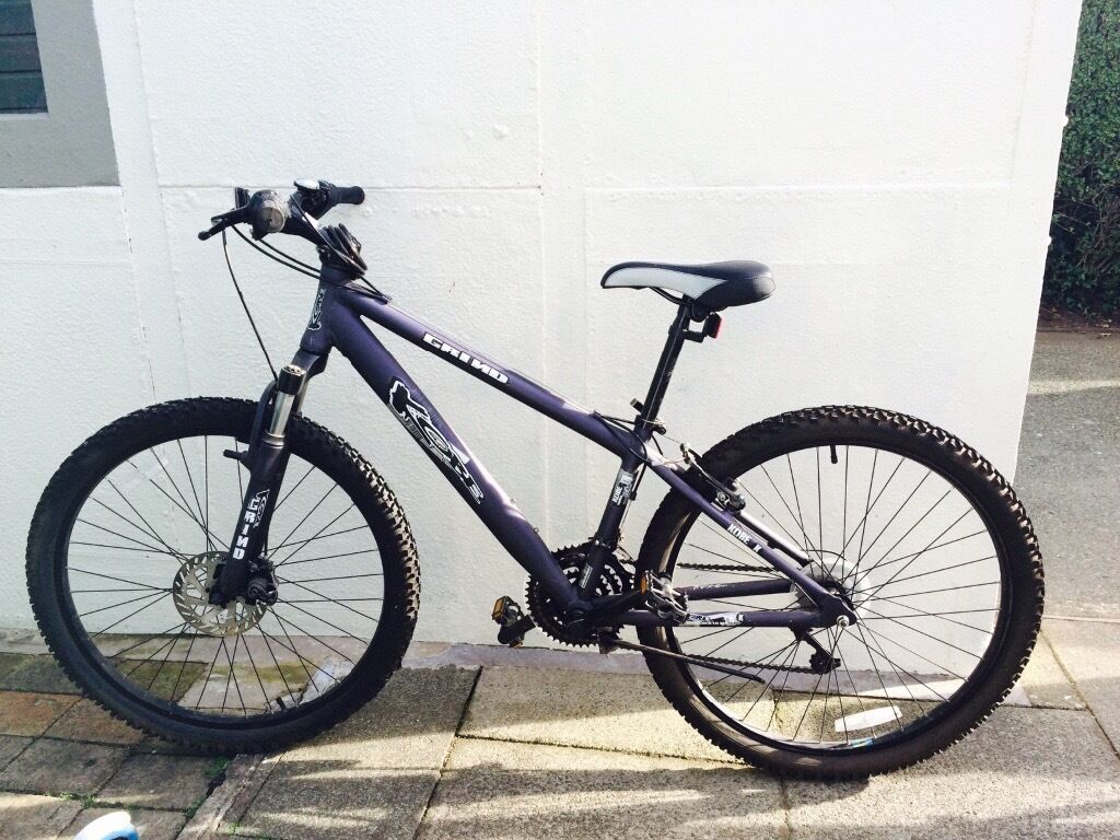 Kobe Grind 21 Speed Alloy Trials Style Mountain Bike In Arbroath