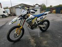 2014 husqvarna fe 250 Enduro. Price lowered