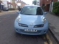 Nissan Micra, Automatic, Superb Condition, 3 Doors Automatic