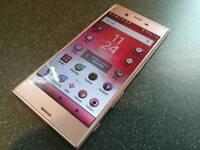 Rose Gold Sony Xperia XZ Unlocked