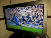 26 inch Dull HD Bush LCD tv. Built in freeview. Usb. Remote. Excellent condition