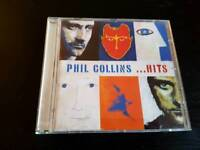 PHIL COLLINS THE HITS CD ALBUM NEW