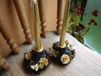 Christmas Candle Table Decoration--Brand New!