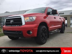 Certified 2012 Toyota Tundra TRD Off-Road CrewMax - LIFT KIT!