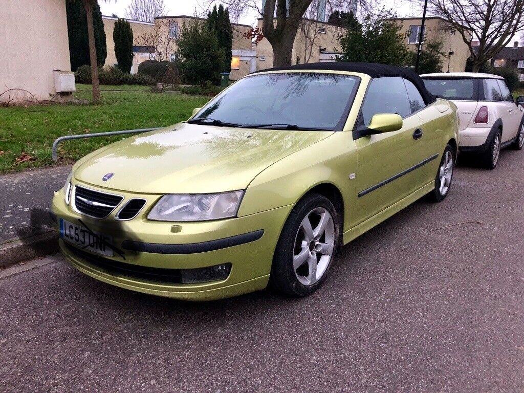 Saab For Sale >> Convertible Saab For Sale In Southampton Hampshire Gumtree