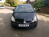 2006 Mitsubishi Colt 1.1 Service History with 11 Months Mot