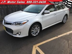 2014 Toyota Avalon Limited, Leather, Sunroof, Only 61, 000km