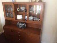 Welsh dresser in good condition