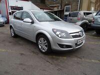 2009 Vauxhall Astra 1.4 i 16v SXi 5dr 1 FORMER KEEPER FULL/S/H