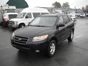 2009 Hyundai Santa Fe GLS AWD