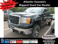 2010 GMC SIERRA 2500HD SLT w/Lift