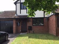 Heritage Park, St.Mellons, Cardiff - 3 bedroom detached house on large plot.