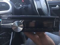 Car Stereo System With Face **£20**