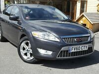 2010 60 Ford Mondeo Titanium 2.0TDCi 163, Six-speed Manual, Service History, Climate, New MOT & Se..