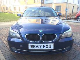 2007 BMW 520 D FACELIFT 6 SPEED HPI CLEAR FSH