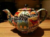 Whittards 'Labels' teapot