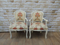 2 French chairs (Delivery)