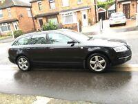Audi a6 2007 full history