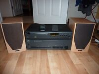 Quality Hi-Fi : NAM Amp / Acram CD Player / Mission Speakers