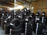 """**OPN 7 DYS 6PM** MATCHING PAIRS & SETS OF BRANDED 20"""" CAR TYRES **ALL SIZES AV TXT SIZE TO 074**"""