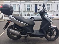 LOW mileage & Great condition 125cc Agility city & very powerful Motorbike