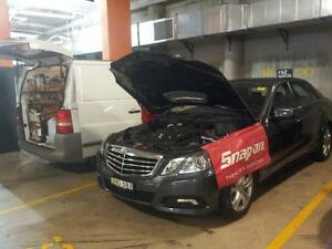 MOBILE MECHANIC DIAGNOSTICS - EUROPEAN  PRESTIGE CAR SPECIALIST Lane Cove Lane Cove Area Preview
