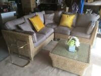 Marks and Spencer Conservatory Rattan Furniture