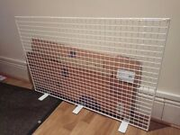 Wire Mesh Guard / Divider