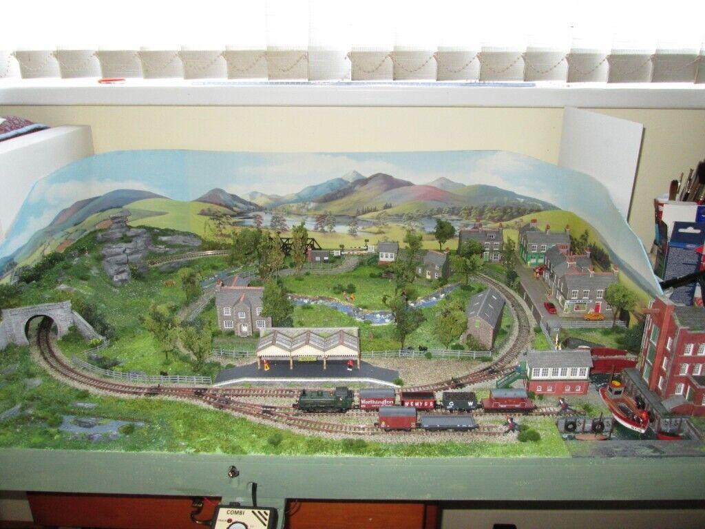 N Gauge Model Railway Layout | in Exmouth, Devon | Gumtree