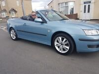 Convertible SAAB Diesel For Sale