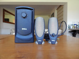 Dell Zylux A425 Multimedia Computer Speaker System