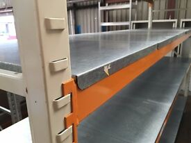 Used Longspan Shelving bays for sale