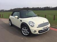 2012 MINI Convertible 1.6 Cooper Diesel Avenue 2dr, ONLY 22K MILES, FULL HISTORY