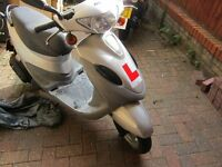 SYM 50DD SCOOTER NEEDS ATTENTION - FREE
