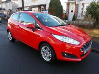 13 63 Ford Fiesta 1.2 Zetec ONLY 37000 MILES ,HISTORY lovely condition long mot must be seen