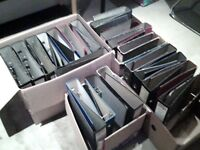USED LEVER ARCH FILES (APPROX 30)