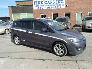 2009 Mazda MAZDA5 GT - SUNROOF - CERRIFIED & E-TESTED