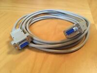 Serial Cable DB9 female to female