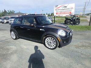 2010 MINI COOPER S S! MAYFAIR EDITION! CERTIFIED!