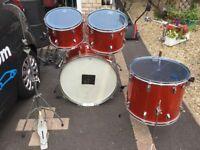 70's Drum Kit