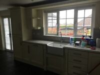 Kitchen units and tops