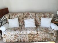 Old classic style sofa free to anyone who would like to come and collect